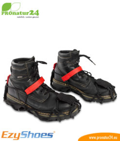 Ezy Shoes Walk overshoe snow chains with spikes