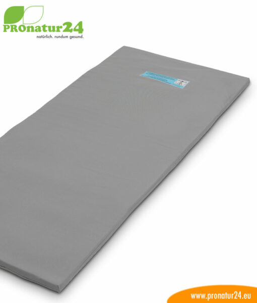 Radiation protection mat against natural radiation