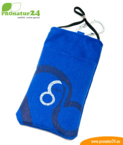 Cell phone case eWall, Young-Line, royal blue