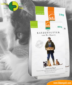 defu BIO cat food: dry food