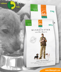 defu BIO dog food: dry food