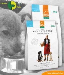 defu BIO dog food: dry food