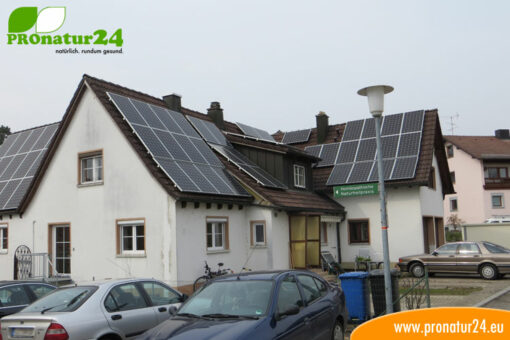 Seminar on solar and photovoltaic systems