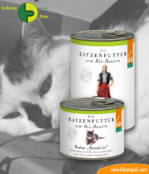 defu BIO cat food: wet food