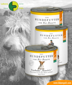 defu BIO dog fooddefu BIO dog food: wet food-turkey: wet food
