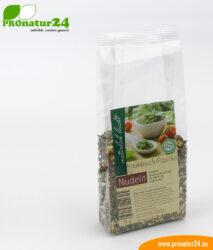 Garlic + paprika herbal mixture for pesto