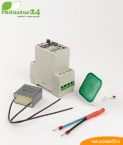 GIGAHERTZ ultima 8 demand switch for stand-by appliances, such as shutter controls, etc.