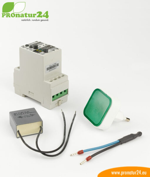 GIGAHERTZ ultima 8 time demand switch for stand-by appliances, such as waterbeds, refrigerators, etc.