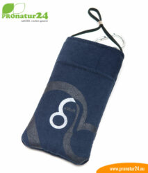eWall cell phone case, Young-Line, dark blue