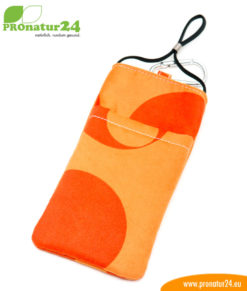 eWall cell phone case, Youngline retro, orange