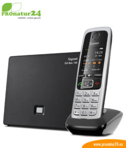 Gigaset C430A GO cordless telephone (ALL-IP), low-radiation with ECO-DECT
