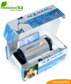 "Penergetic AQUAKAT 2"" water vitalization and limescale remover (decalcification*)"