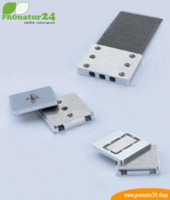 Mobile grounding plate for grounding