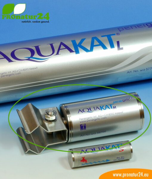 Penergetic AQUAKAT M water vitalization and limescale remover (decalcification*)