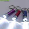 LED flashlight for trouser pockets and key rings