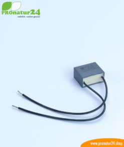 X21 mains filter 1 µF (dirty electricity)