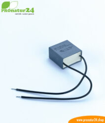 X25 mains filter 4.7 µF (dirty electricity)