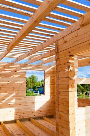 Shielding is challenging in timber construction