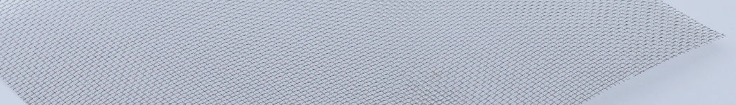 V4A10 stainless steel mesh for effective basic protection against radio pollution (HF) and electric alternating fields (LF)