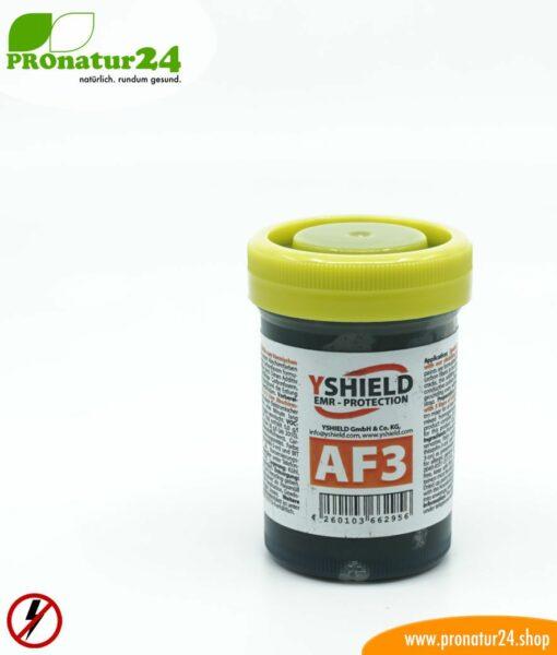 Additiv AF3 carbonfibers for grounding of shielding paint