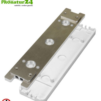 GB baseboard grounding plate