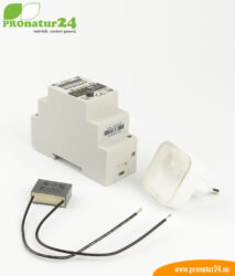 GIGAHERTZ Comfort NA7 demand switch incl. LED tester and x21 mains filter