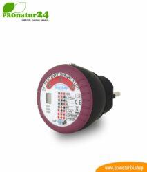 TESTAVIT SCHUKI 3 LCD sockets socket tester. Quick check of grounding and wiring.