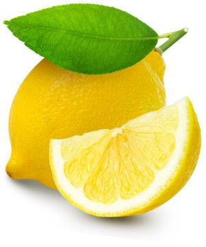 Essential oil of lemon as a component of liquid soap