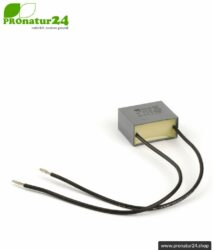 X21 mains filter 1 µF (capacity filter against dirty electricity)