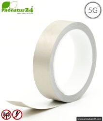 Grounding tape EBX, self-adhesive | grounding of shielding paint, shielding netting, shielding fleece, etc.