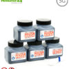 Sample set HF shielding paints   Protection against electrosmog EMF with 250ml filling quantity each   Perfect for material tests in practice before purchase