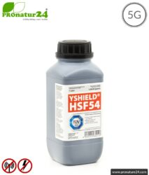 Shielding paint HSF54 | RF shielding up to 67 dB. Grounding necessary. Classic from YSHIELD. | TÜV SÜD certified | Effective on 5G!