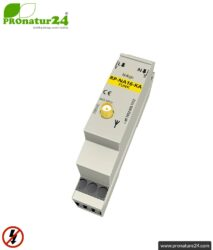 Repeater RP-NA16-KA | level 2 repeater for the fuse box | master switch set-up | building biology save wireless technology according to EnOcean standard